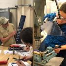 UC Davis D-Lab combines art, engineering in new course